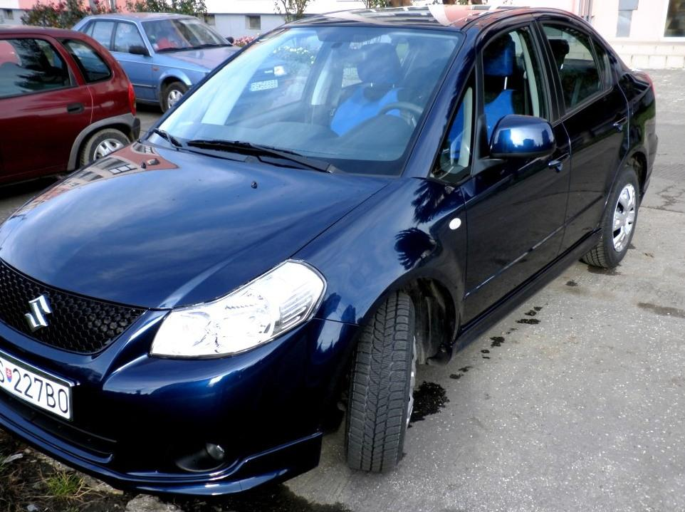 2009 Suzuki SX4 Sedan related infomation,specifications - WeiLi ...