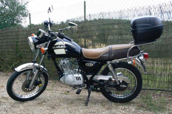 Suzuki Tu